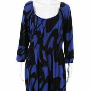 Michael Michael Printed Dress